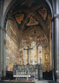 The Tornabuoni Chapel