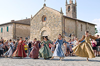 Monteriggioni Crowned by Towers Festival