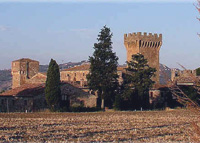 The Castle of Spedaletto